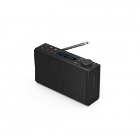 Hama DR7 FM/DAB/DAB+ Digital Radio - Black