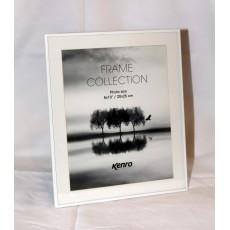 "Kenro Avenue 8x10""/20x25cm Frame - White"