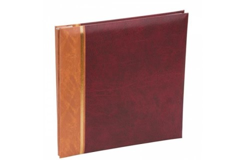 Kenro Grace Self Adhesive Album - Red