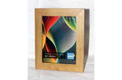 "Kenro Rio 8x6""/15x20cm Frame - Natural"