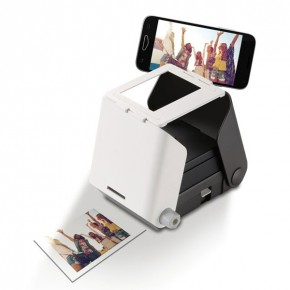 Tomy KiiPix Instant Printer for Smartphones - Jet Black