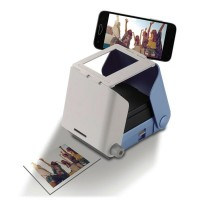 Tomy KiiPix Instant Printer for Smartphones - Sky Blue