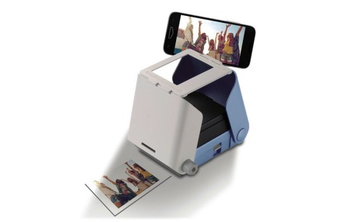 Tomy KiiPix Instant Printer for Smartphones - Sky Blue