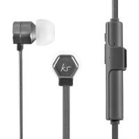 Kitsound Hive Buds Bluetooth Earphones - Gun Metal