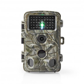 Nedis HD 16 Megapixel, 5MP CMOS  Sensor HD Wildlife Camera - CAMO