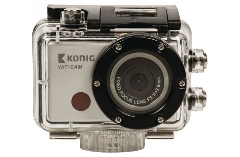 Konig CSACW100 Full 1080p HD Action Camera with Wifi