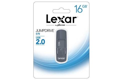 Lexar 16GB S70 Jump USB Flash Drive
