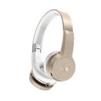 Monster Clarity BT high Definition Wireless Over-Ear Headphones - Gold