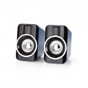 Nedis Xyagos 30 Watts USB Powered Gaming Speaker Set