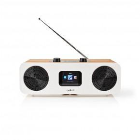 Nedis Internet, DAD+, FM Radio with Bluetooth & 24w Speaker