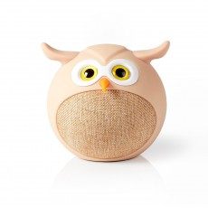 Nedis Animaticks Bluetooth Speaker with 3 hours playtime & Hands-free calling - Olly Owl