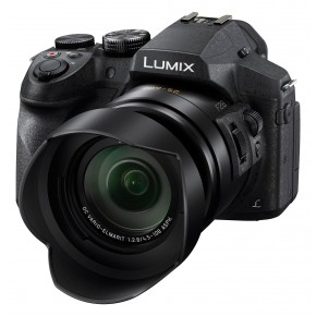 Panasonic Lumix DMC-FZ1000 Digital Bridge Camera - Black