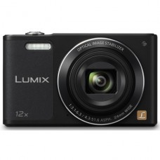 Panasonic Lumix SZ10 Digital Camera - Black