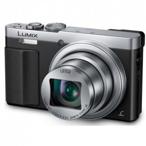 Panasonic Lumix Digital Camera DMC-TZ70 - Silver