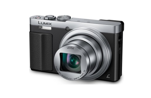 Panasonic Lumix Digital Camera DMC-TZ70, 16GB  Card & Case  - Silver