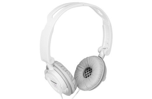 Panasonic DJS150 Stereo Headphones - White