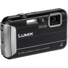 Panasonic Lumix DMC-FT30 Tough Waterproof Compact Camera - Black