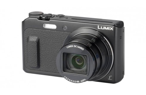 Panasonic Lumix Digital Camera DMC-TZ57 - Black