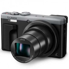 Panasonic Lumix Digital Camera DMC-TZ80 - Silver