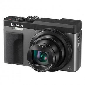 Panasonic Lumix Digital Camera DMC-TZ90 - Silver