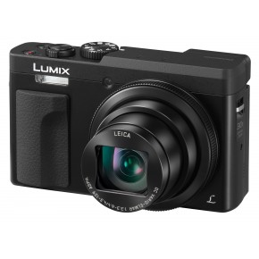 Panasonic Lumix Digital Camera DMC-TZ90 - Black