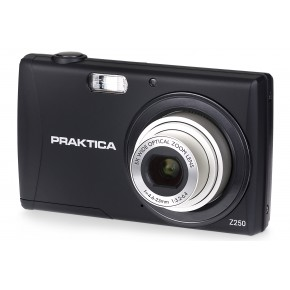 Praktica Luxmedia Z250 Digital Camera - Black