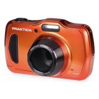 Praktica Luxmedia WP240 Waterproof Digital Camera - Orange