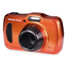 Praktica Luxmedia WP240 Waterproof Digital Camera - Orange