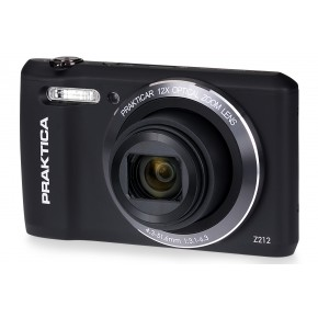 Praktica Luxmedia Z212 Digital Camera - Black