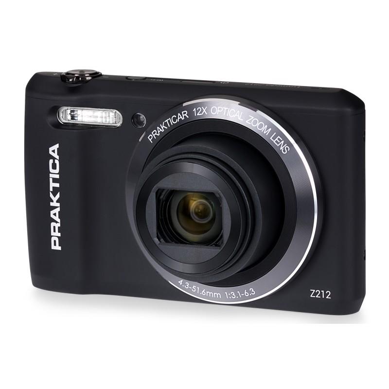 Praktica Luxmedia Z212 Digital Camera