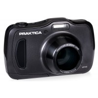 Praktica Luxmedia WP240 Waterproof Digital Camera - Graphite Grey