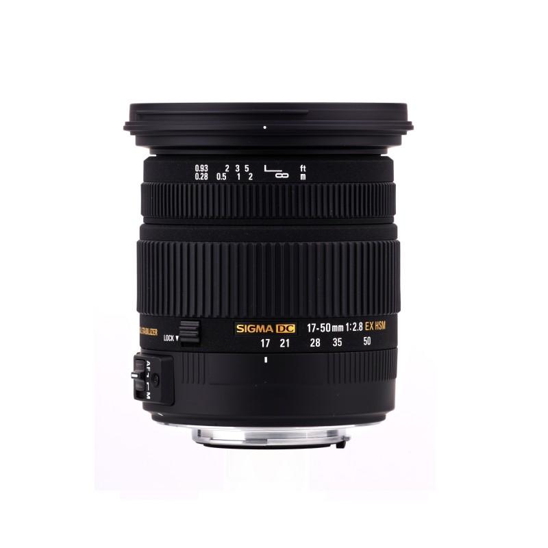 sigma 17 50mm f2 8 ex dc os hsm ex dc hsm lens for canon. Black Bedroom Furniture Sets. Home Design Ideas