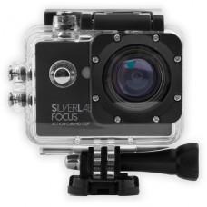 SilverLabel Focus 720p HD 30 Metres Waterproof Action Camera