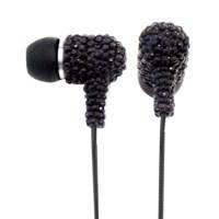 Mitec Jewel Earphones - Black