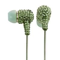 Mitec Jewel Earphones - Green