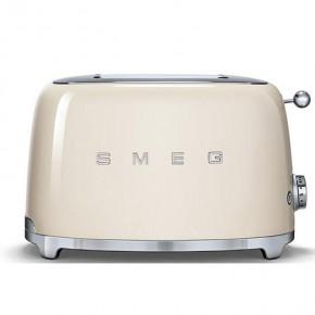 Smeg 50's Style 2 Slice Toaster - Cream