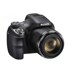 Sony Cyber-shot H400 Digital Bridge Camera - Black