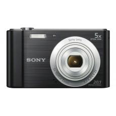 Sony Cyber-shot W800 Digital Camera - Black