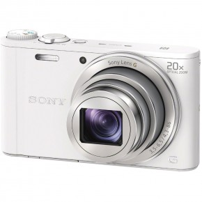 Sony Cyber-shot WX350 Digital Camera - Black
