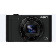 Sony Cyber-shot WX500 Digital Camera - Black
