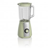 Swan Retro 1.5L Stand Blender - Green