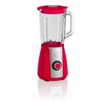 Swan Retro 1.5L Stand Blender - Red
