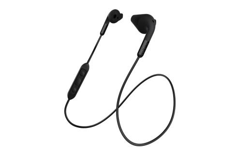 Defunc Hybrid Bluetooth Earbud Plus In-ear Headphones - Black