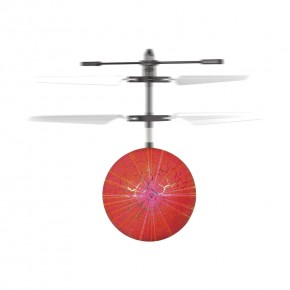 iCandy Hand Crontrolled Hovering Ball - Red