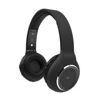 Kitsound Arena Bluetooth Headphones - Black