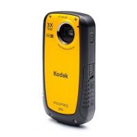 Kodak Pixpro SPZ1 Action Camera - Yellow