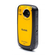 Kodak Pixpro SPZ1 Action Camera - Yellow