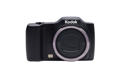 Kodak Pixpro FZ201 Digital Camera, 16gb Card & Case - Black