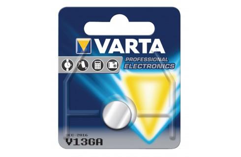 Varta V13GA Alkaline 1.5V Battery 1-blister